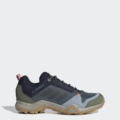 Zapatillas de Senderismo Terrex AX3 Bluesign Verde Hombre TERREX