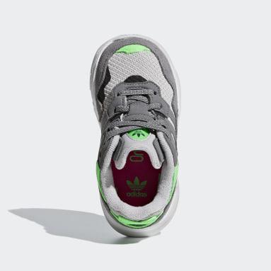 Bebek Originals Gri Yung-96 Ayakkabı