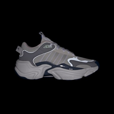 Women Originals Grey Magmur Runner Shoes