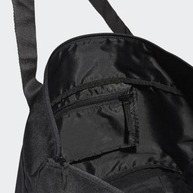 Tote bag noir Femmes Entraînement
