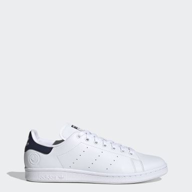 Men's Originals White Stan Smith Vegan Shoes