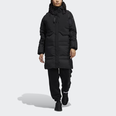 Women's Hiking Black Pharrell Williams MYSHELTER COLD.RDY Jacket