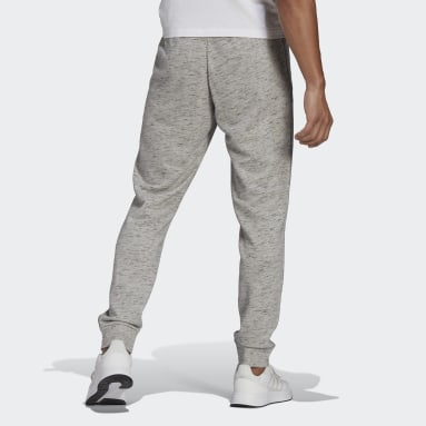 Men Sportswear Grey Essentials Mélange Joggers