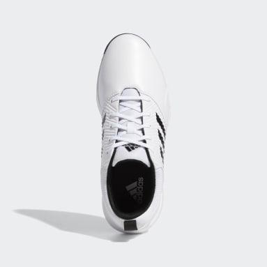 Männer Golf CP Traxion Spikeless Schuh Weiß