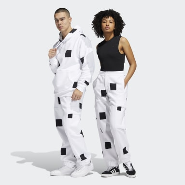 Originals White Heavyweight Shmoofoil Box Joggers (Gender Neutral)