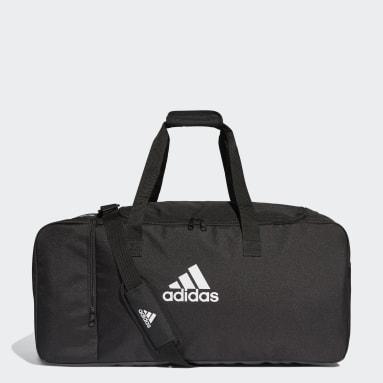 Fitness Og Træning Sort Tiro sportstaske, large
