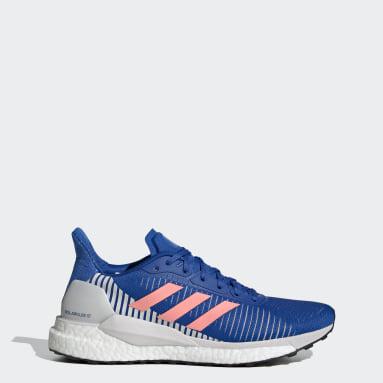 Women's Running Blue SolarGlide ST 19 Shoes