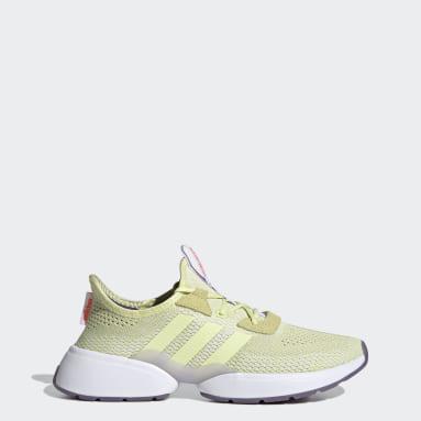 Zapatillas Mavia X Amarillo Mujer Diseño Deportivo