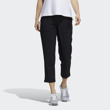 Women Golf Black Go-To Commuter Primegreen Pants