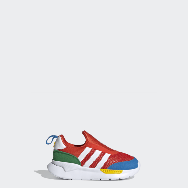 Kinder Originals adidas ZX 360 x LEGO® Schuh Orange