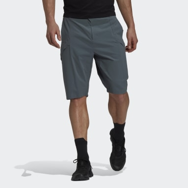 Men TERREX Blue Terrex Hike Shorts