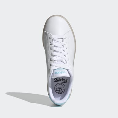 Women Walking White Advantage Eco Shoes
