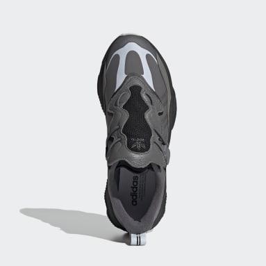 Originals Grey OZWEEGO Flipshield Shoes