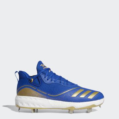 Men's Baseball Blue Icon V Cleats