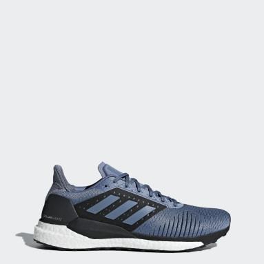 Tenis Solar Glide ST Azul Hombre Running