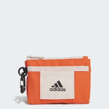 Handball Orange Tiny Tote Bag