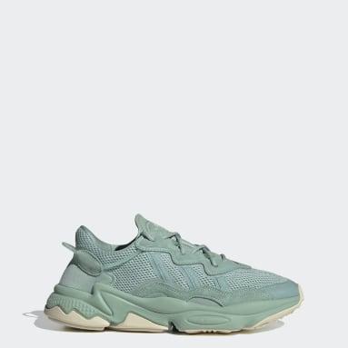 Sapatos OZWEEGO Verde Originals