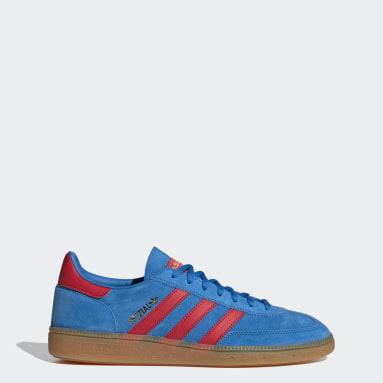 Originals Blauw Handball Spezial Schoenen