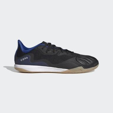 Men's Soccer Black Copa Sense.1 Indoor Shoes