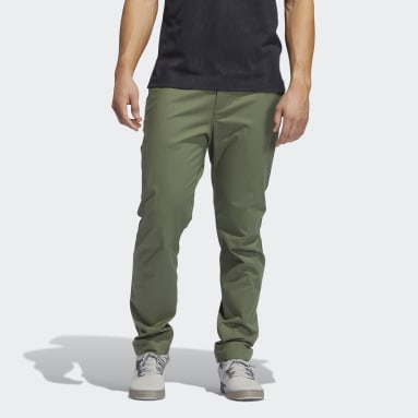 Men Golf Green Adicross Chino Pants
