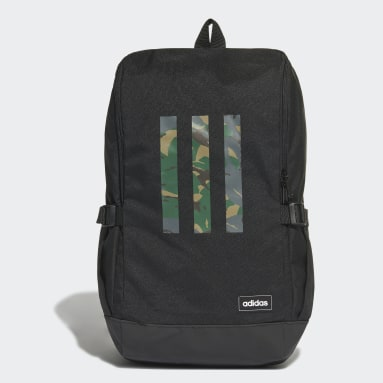 Tennis Black Classic Response Camouflage Backpack