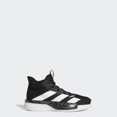 Zapatillas de básquet Pro Next Negro Niño Básquet