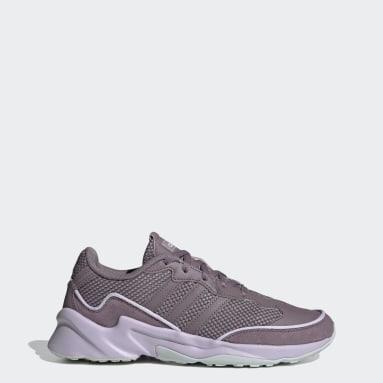 Zapatillas 20-20 FX Púrpura Mujer Diseño Deportivo