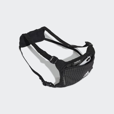 Running Black Running City Portable Bag