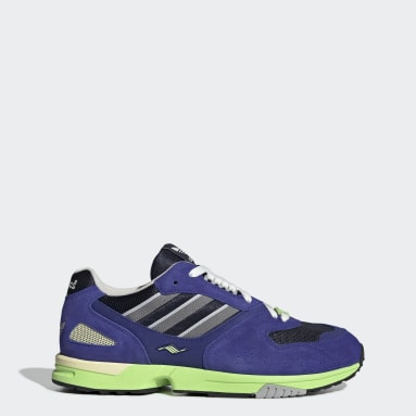 Women Originals Blue ZX 4000 Shoes