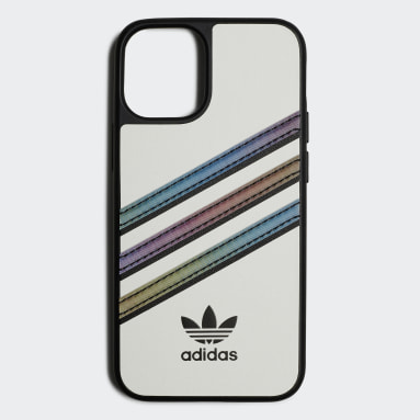 Funda iPhone 12 Mini Molded PU Blanco Originals