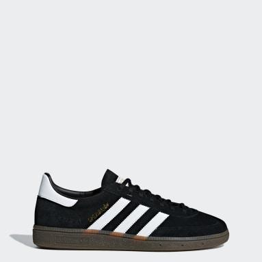 Originals zwart Spezial Handbalschoenen