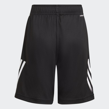 Boys Training Black AEROREADY Shorts