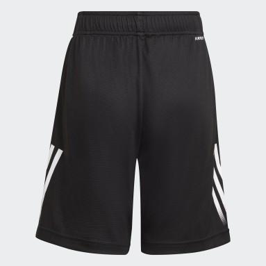 Short AEROREADY Noir Garçons Fitness Et Training