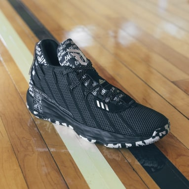 Basketball Black Dame 7 I Am My Own Fan Shoes