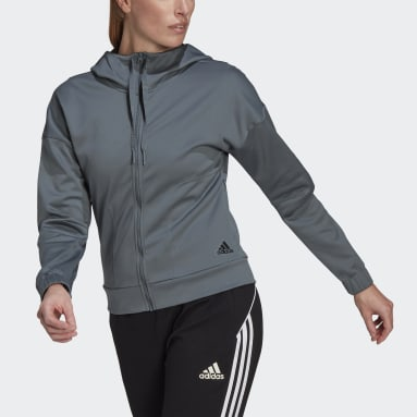 Women's Sportswear Blue adidas Sportswear Most Versatile Player Sweatshirt
