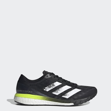 Scarpe adizero Boston 9 Nero Running