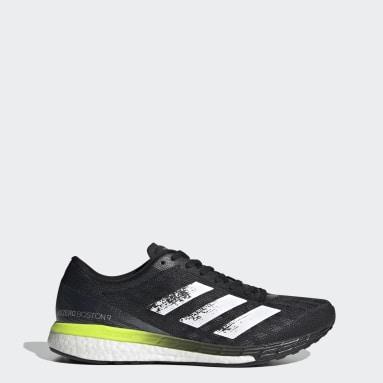 Zapatillas Adizero Boston 9 Negro Hombre Running
