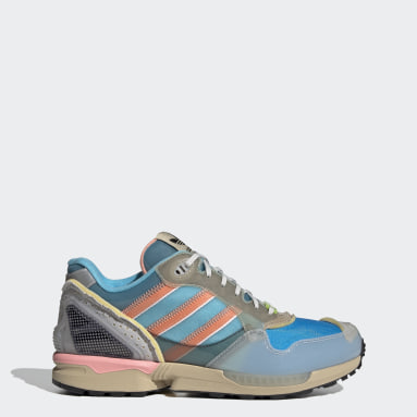 Originals Turquoise ZX 0006 X-Ray Inside Out Shoes