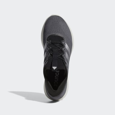 Men Running Grey Edge Flex Shoes