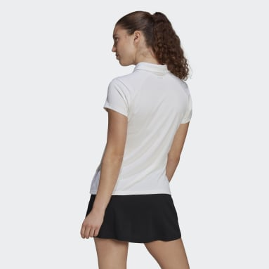 Polo HEAT.RDY Tennis Blanc Femmes Tennis
