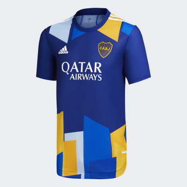 Tercera camiseta Oficial Boca Juniors 20/21 Azul Hombre Fútbol