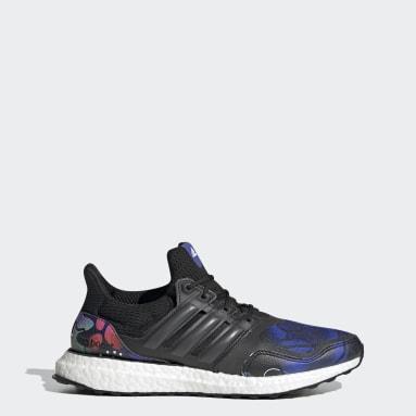 ผู้หญิง วิ่ง สีดำ รองเท้า Ultraboost S&L DNA