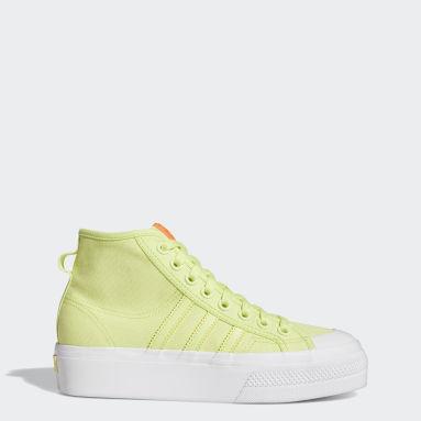 adidas donna scarpe gialle