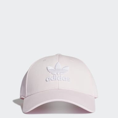 Casquette Trefoil Baseball Rose Originals