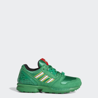 Chaussure adidas ZX 8000 x LEGO® vert Adolescents Originals