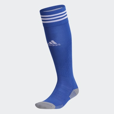 Football Blue Copa Zone Cushion OTC Socks