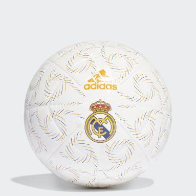 Football White Real Madrid Home Club Ball