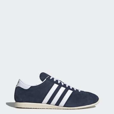Originals Blauw Overdub Schoenen