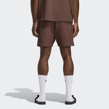 Originals Brown Pharrell Williams Basics Shorts (Gender Neutral)