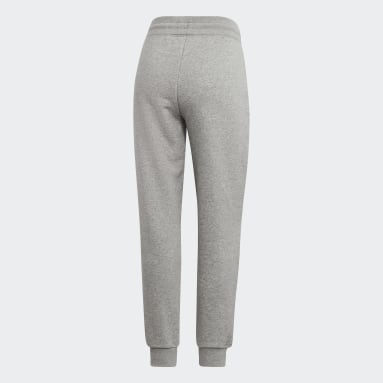 Women's Essentials Grey Brilliant Basics Track Pants